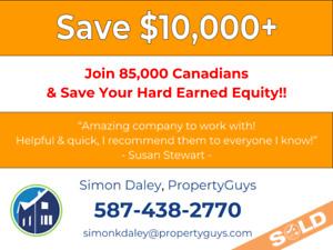 Selling? Join 85,000+ Canadians & Save Your Hard Earned Equity!