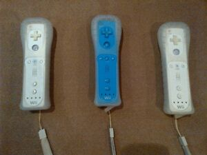 Wii manettes