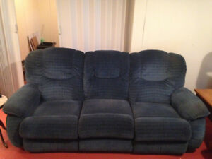 Sofa Recliner And Chair By Lazyboy
