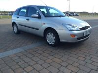 2001 Ford Focus 1.4 low mileage