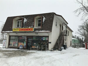 Commercial Property With Convenience Store Business For Sale