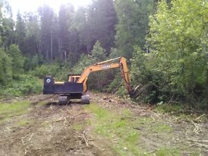 Brush Cutting, Removal & Brush Mowers for hire. Prince George British Columbia image 4