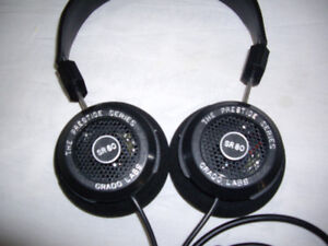 EXCELLENT WORKING CONDITION HEAD PHONES FOR SALE1.SRBO-PRESTIGE