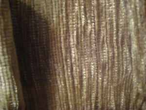 REDUCED PRICE ----Pleated Curtains-STRATHROY London Ontario image 2