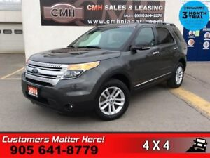 2015 Ford Explorer XLT  4X4 NAV CAM PWR-GATE HS 7-PASS REAR-AC 2