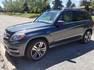 2014 Mercedes GLK 250-EXTENDED WARRANTY & PRE-PAID SERVICE  INCL