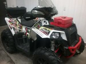 2014 Polaris Scrambler 1000 XP EPS