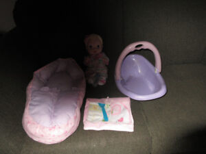 baby alive and accessories