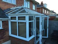 WHITE CONSERVATORY MUST GO THIS WEEK!!
