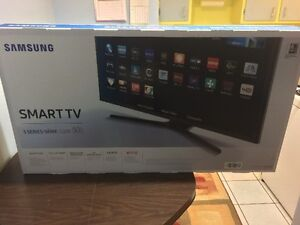 "50"" Samsung Led (1080p) Smart Tv"