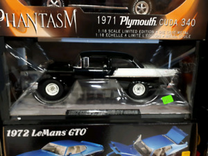 "Highway 61 1957 Chevrolet ""Black Widow Racer"" 1:18 diecast"