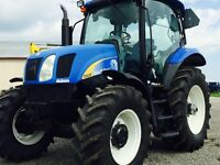 Tracteur New Holland 6020
