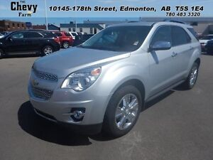 2014 Chevrolet Equinox LTZ AWD  Camera - Leather Heated Seats