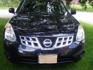 2013 Nissan Rogue SV SUV, Crossover