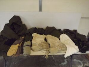 Canadian Army Cold Weather Clothing Set.