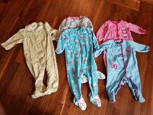 Box of 9 Month Clothes - Girl
