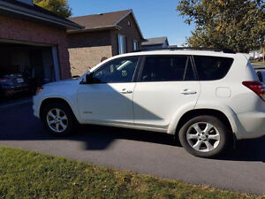 2010 Toyota RAV4 Limited Edition SUV, Crossover