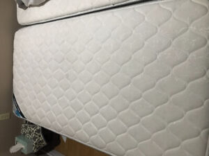 Mattress and box board only $200