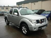 2008 Nissan Navara 2.5dCi Outlaw Pickup 4x4 Finance Available ***NO VAT***