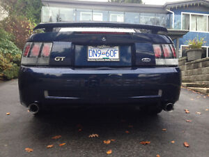 Supercharged 2002 Ford Mustang GT Convertible North Shore Greater Vancouver Area image 7