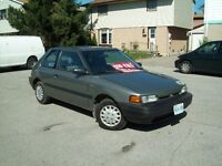 1996 Mazda 323  I would drive her to vancouver tommorow