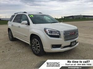 2014 GMC Acadia Denali AWD w/Sunroof *LOCAL TRADE*