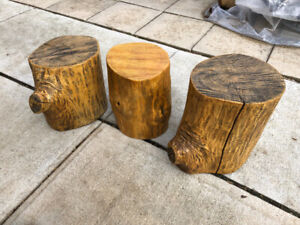 Wood logs for sale.