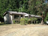 Galiano Home and 3.42 acres