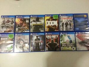 PLAYSTATION PS4 GREAT GAMES FOR SALE (1)