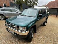 1998 Toyota Hilux 2.4 Pickup Diesel Manual