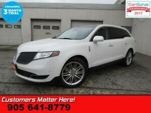 2014 Lincoln MKT EcoBoost  AWD NAV CAM ROOF 6-PASS P/GATE 2X-P/S