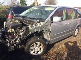 2009 Chrysler voyager 2.8crd / BREAKING ALL PARTS AVAILABLE