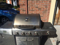 Grill Mate Used BBQ: $70 or best offer.
