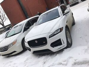 BRAND NEW Transferring lease 2017 Jaguar F pace R-sport