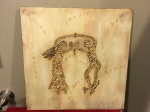 "Canadian Artist Rhonda Kullberg 14"" Artwork Signed"