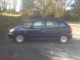 Citroen Xsara Picasso 1.6i 16v ( 110bhp ) Desire (2006) 1 PREVIOUS OWNER ONLY!