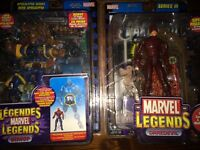 Marvel Legends Daredevil & Bishop series 3 *RARE*