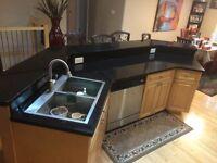 Granite counter tops for less