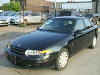 2001 Saturn L-Series Sedan