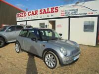 2003 03 MINI HATCH COOPER 1.6 COOPER 3D AUTO 114 BHP