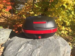 GIVI E460N Mono Key Motorcycle / ATV Top Box