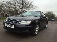 Saab vector sport 1.8 turbo auto black 1 former keeper