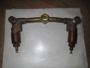 2-Handle Rough Valve Bath Faucet
