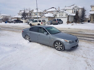 2006 BMW  530i with m package priced to sell $5000 obo