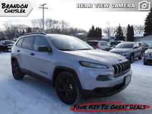 2017 Jeep Cherokee Sport Altitude - Rear View Camera, Siriusxm,