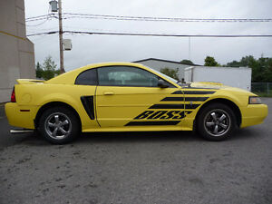 2003 Ford Mustang Coupé (2 portes) 72000 Km