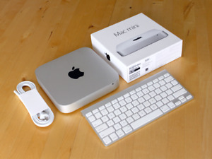Apple Mac mini 1.4 Ghz dual-core Intel Core i5 / 4 GB / 500 GB