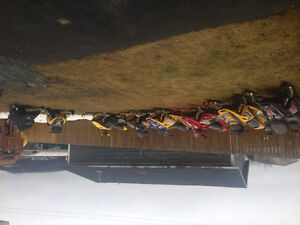 Ski-doo skis and lots of new and used rev & zx parts St. John's Newfoundland image 8