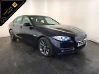 2014 BMW 525D MODERN AUTO DIESEL 218 BHP 1 OWNER SERVICE HISTORY FINANCE PX