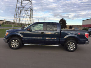 2013 Ford F-150 SuperCrew XLT/XTR Pickup Truck